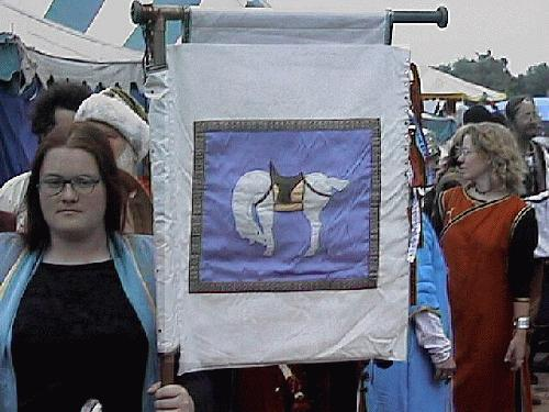 The Pale Horse Banner